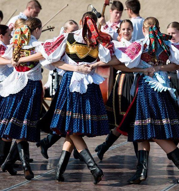 Slavica Dance! Taniec jakiego jeszcze nie było